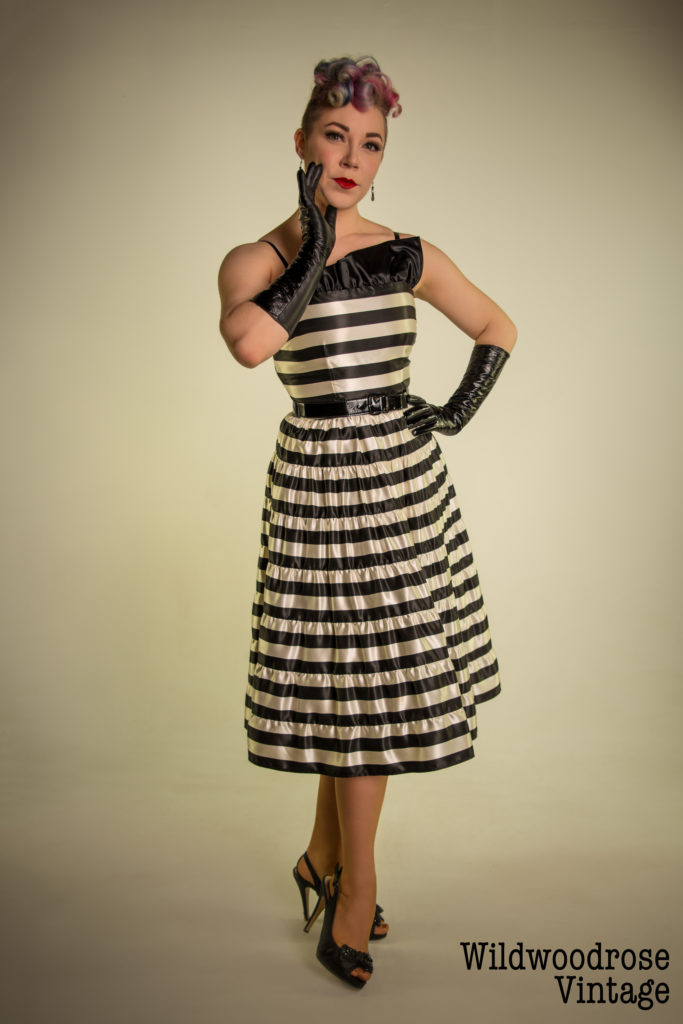 Rockabilly Stripe